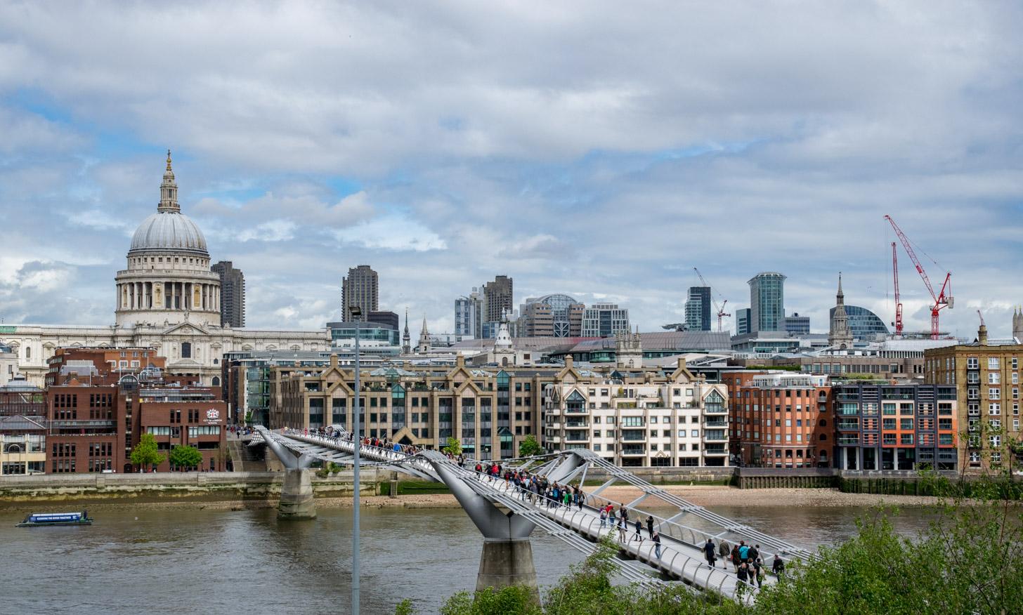 Wereldstad Londen